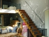 fresque arabesque salon