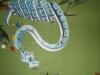 fresque chambre enfant serpent