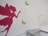 Fresque chambre pour enfants